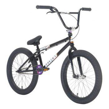 BICICLETA BMX ACADEMY ENTRANT BLACK 19.50″