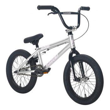 BICICLETA BMX ACADEMY INSPIRE 16″ PLATA
