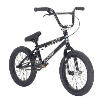 BICICLETA BMX ACADEMY ORIGIN 16″ NEGRAS