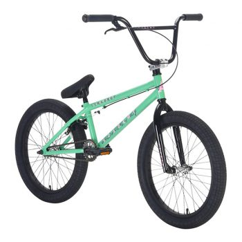 BICICLETA BMX ACADEMY TROOPER GREEN 19.50″