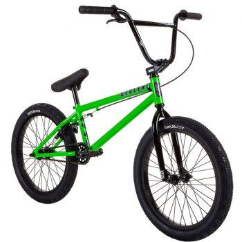 BICICLETA BMX STOLEN CASINO VERDE