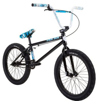 BICICLETA BMX STOLEN STEREO NEGRO AZUL 20.75″