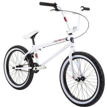 BICICLETA BMX STOLEN OVERLORD BLANCO 20.75″