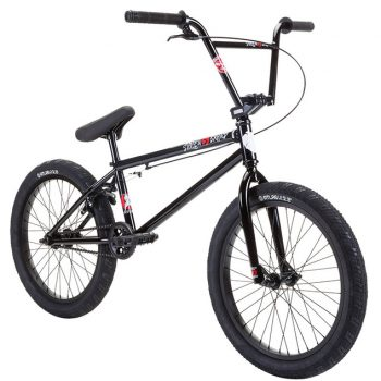 BICICLETA BMX STOLEN OVERLORD NEGRO 20.75″