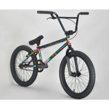 BICICLETA BMX MAFIA BIKES KUSH 1 SPLATTER 20.4″