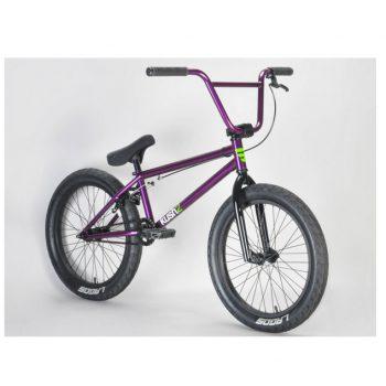 BICICLETA BMX MAFIA BIKES KUSH 2 PURPLE 20.4″