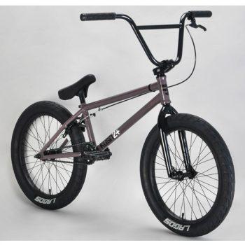 BICICLETA BMX MAFIA BIKES KUSH 2+ GREY