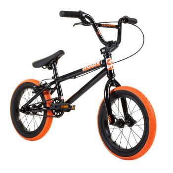 BICICLETA BMX STOLEN AGENT 14″ NEGRO