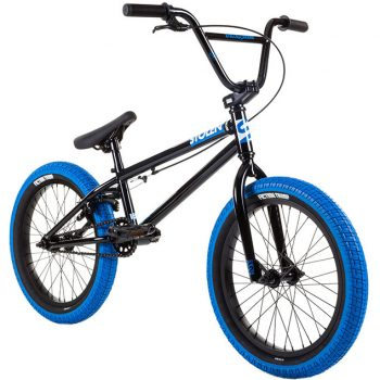 BICICLETA BMX STOLEN AGENT 18″ NEGRO