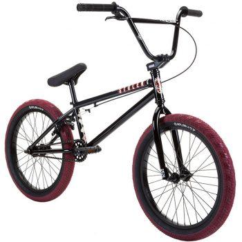 BICICLETA BMX STOLEN CASINO NEGRO