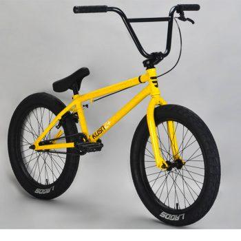 BICICLETA BMX MAFIA BIKES KUSH 2+ YELLOW