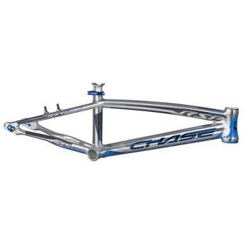 CUADRO BMX CHASE RSP 4.0 PLATA AZUL
