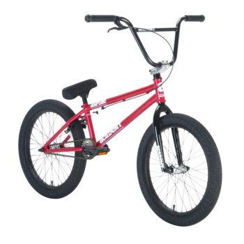 BICICLETA BMX ACADEMY ASPIRE ROJO 20.4″