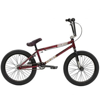 BICICLETA BMX COLONY PREMISE 20.8″ ROJO