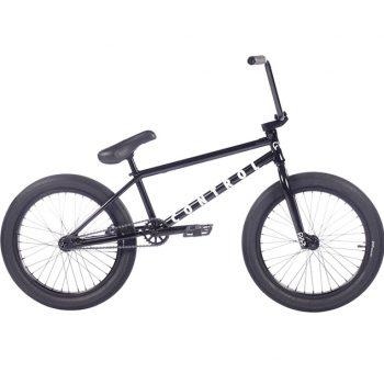 BICICLETA BMX CULT CONTROL 20.75″ NEGRO