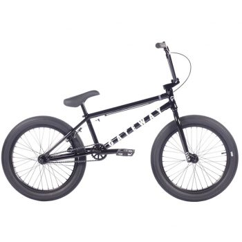 BICICLETA BMX CULT GATEWAY NEGRO 20.5″