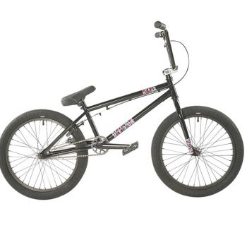 BICICLETA BMX DIVISION REARK NEGRO 19.5″