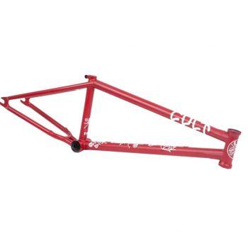 CUADRO BMX CULT COREY WALSH RED