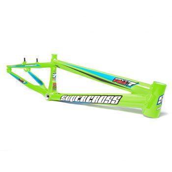 CUADRO BMX SUPERCROSS ENV7 S7 VERDE