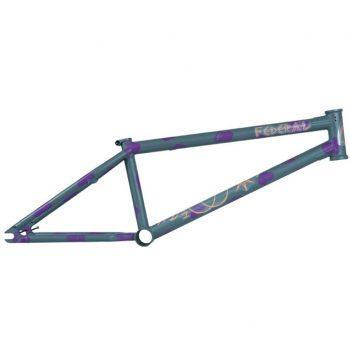 CUADRO BMX FEDERAL PERRIN ICS V3 GRIS