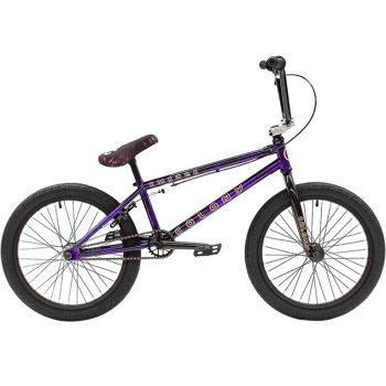 BICICLETA BMX COLONY EMERGE 20.75″ MORADO