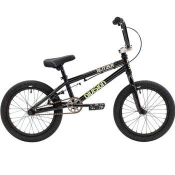 BICICLETA BMX DIVISION BLIZTER BLACK 16″