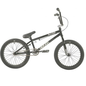 BICICLETA BMX DIVISION BLIZTER BLACK 18″