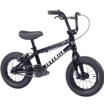 BICICLETA BMX CULT JUVI 12″ BLACK