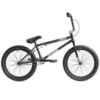 BICICLETA BMX DIVISION FORTIZ BLACK CRAK 21″