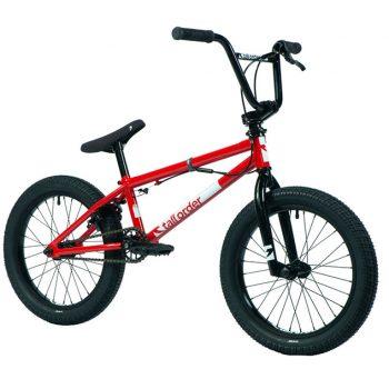 BICICLETA BMX TALL ORDER RAMPA 18″ ROJO