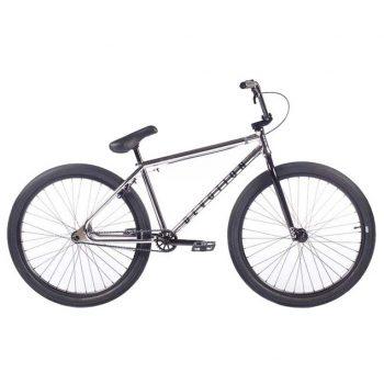 BICICLETA BMX CULT DEVOTION 26″ CROMADO