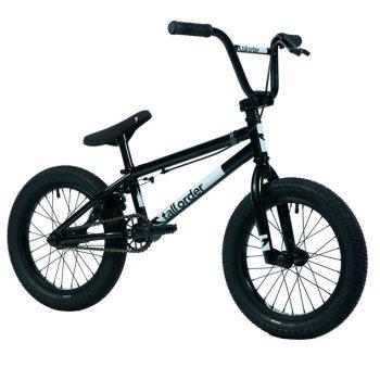 BICICLETA BMX TALL ORDER RAMPA 16″ NEGRO