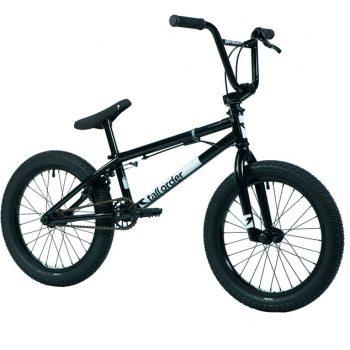 BICICLETA BMX TALL ORDER RAMPA 18″ NEGRO