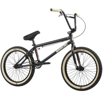 BICICLETA BMX MANKIND SURESHOT NEGRO 20.5″