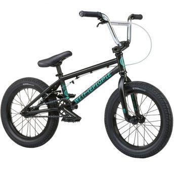 BICICLETA BMX WETHEPEOPLE SEED 16″ NEGRO